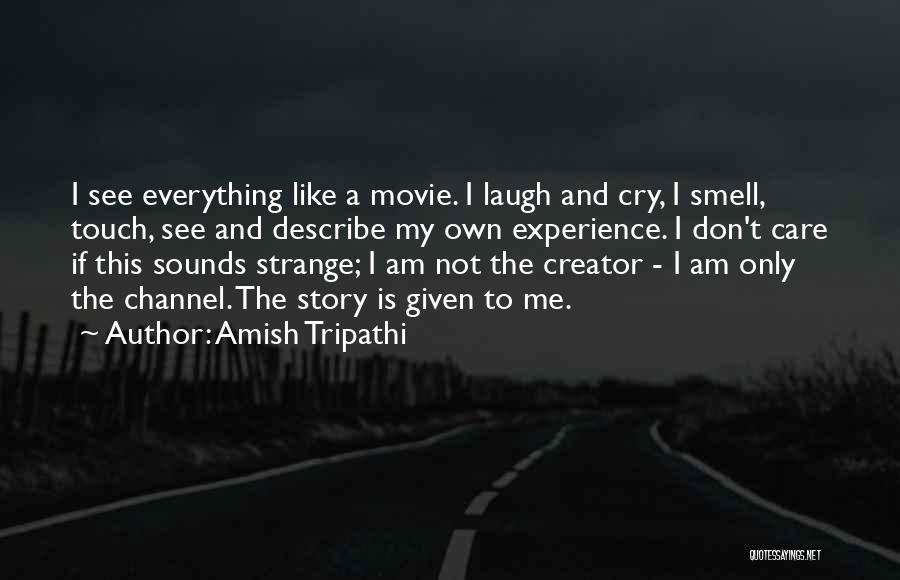 If Only Movie Quotes By Amish Tripathi