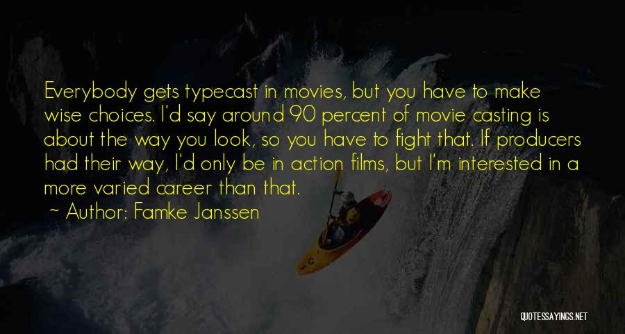If Only Movie Quotes By Famke Janssen