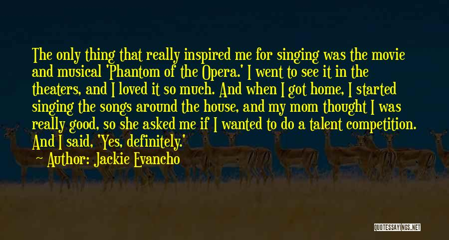 If Only Movie Quotes By Jackie Evancho