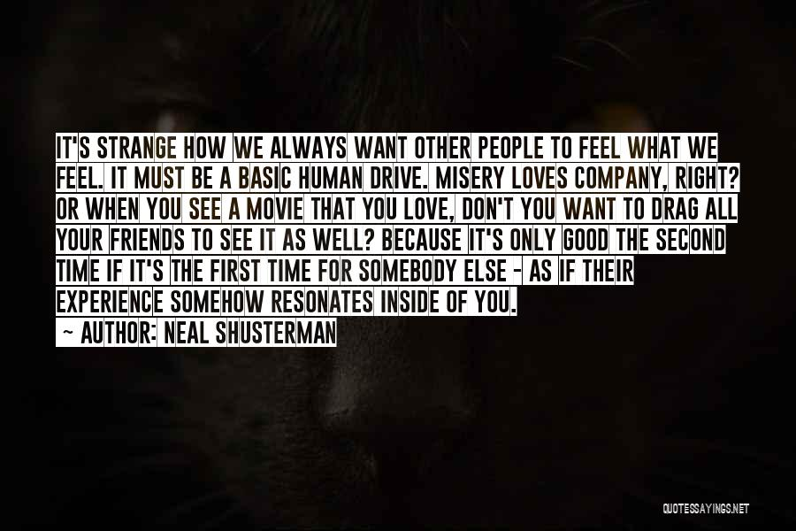 If Only Movie Quotes By Neal Shusterman
