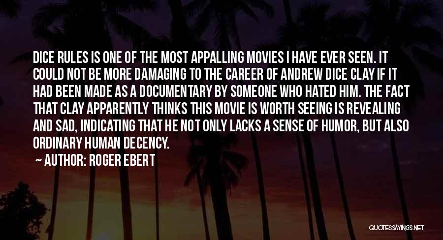 If Only Movie Quotes By Roger Ebert