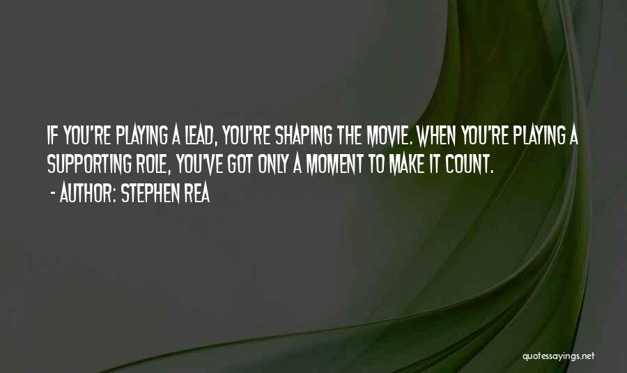 If Only Movie Quotes By Stephen Rea