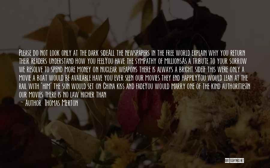 If Only Movie Quotes By Thomas Merton