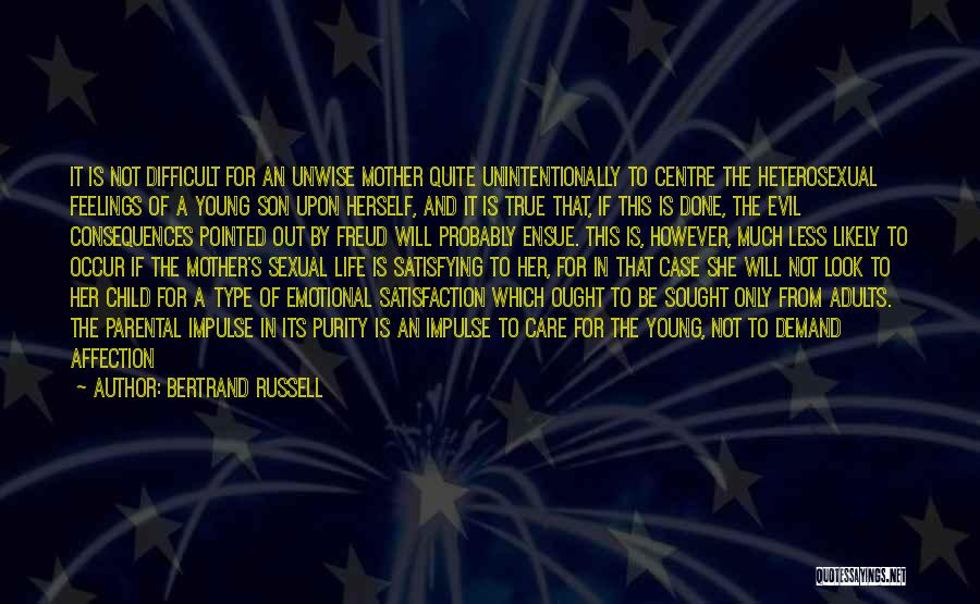 If She Is Happy Quotes By Bertrand Russell