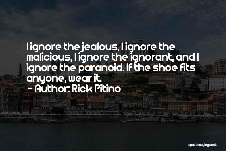 If The Shoe Fits Wear It Quotes Gesundheit365