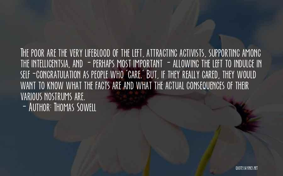 If They Really Cared Quotes By Thomas Sowell