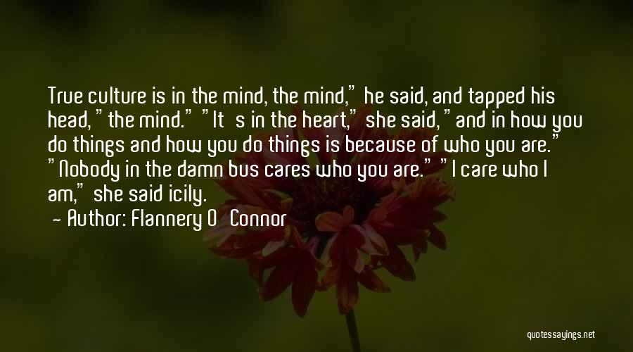 If U Care Quotes By Flannery O'Connor