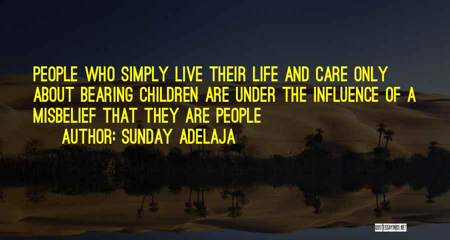 If U Care Quotes By Sunday Adelaja