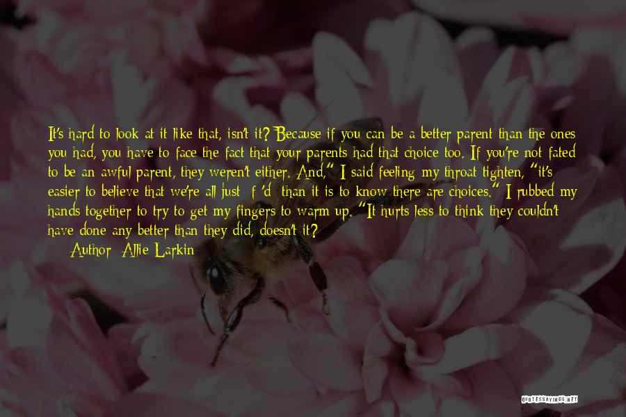 If We Are Not Together Quotes By Allie Larkin
