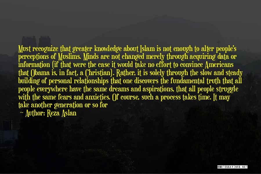 If We Are Not Together Quotes By Reza Aslan