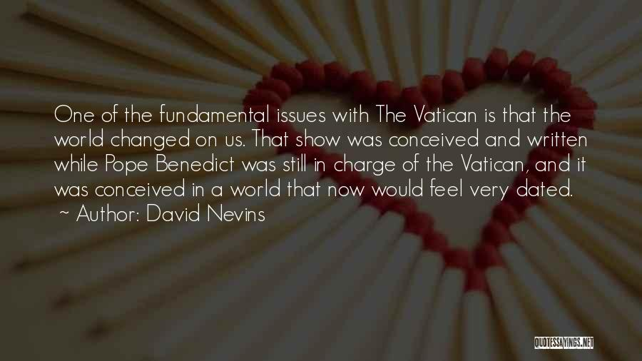If We Dated Quotes By David Nevins