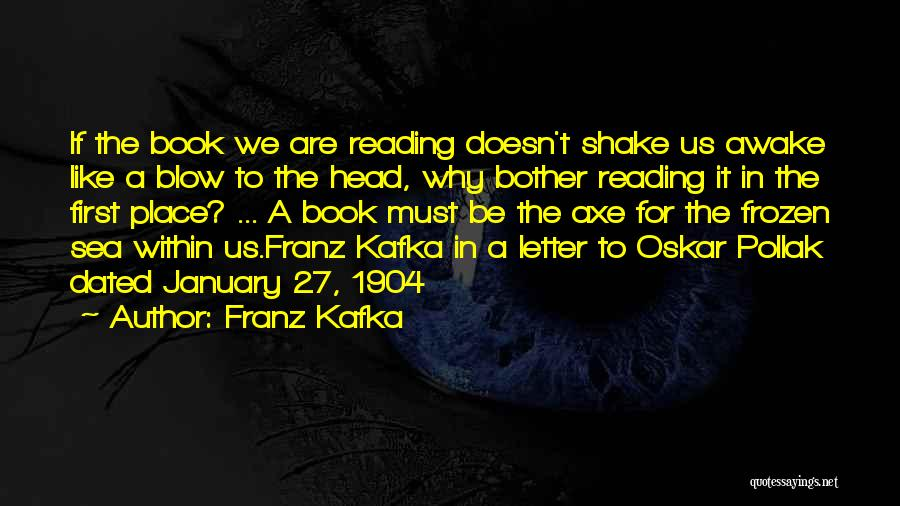 If We Dated Quotes By Franz Kafka