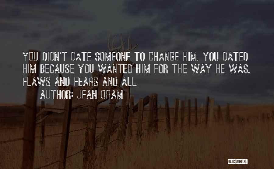 If We Dated Quotes By Jean Oram