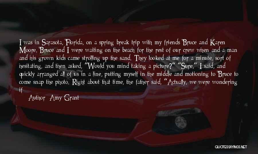If We Ever Break Up Quotes By Amy Grant