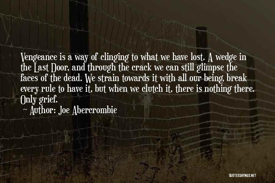 If We Ever Break Up Quotes By Joe Abercrombie