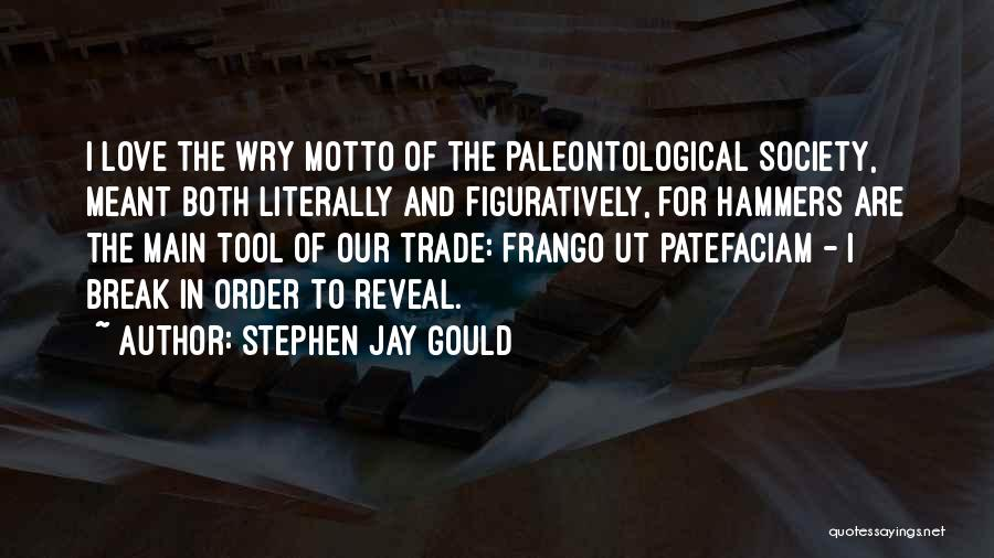 If We Ever Break Up Quotes By Stephen Jay Gould