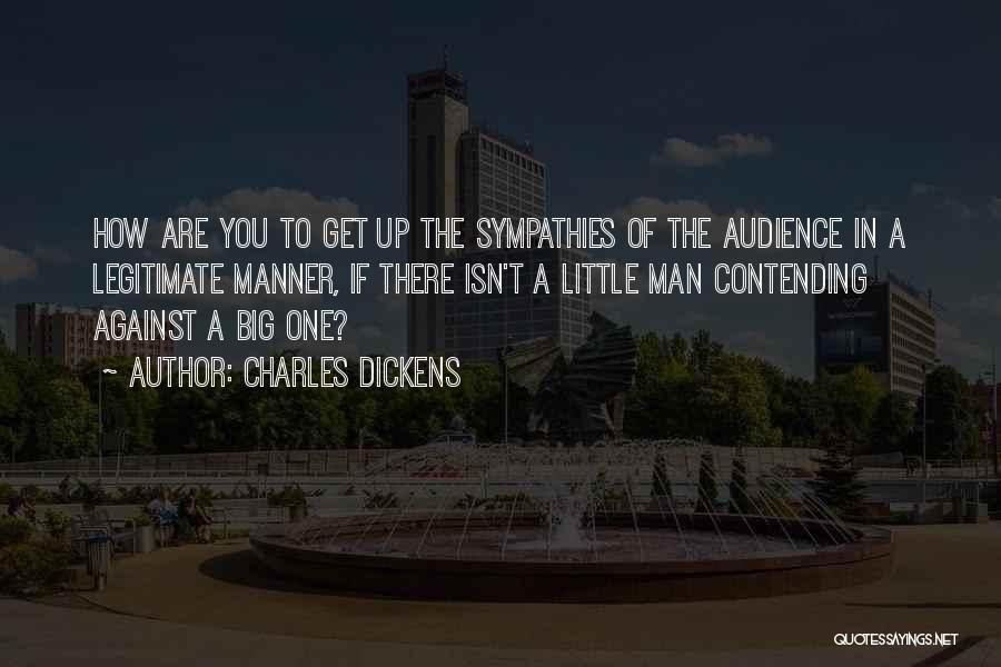 If You Are The One Quotes By Charles Dickens