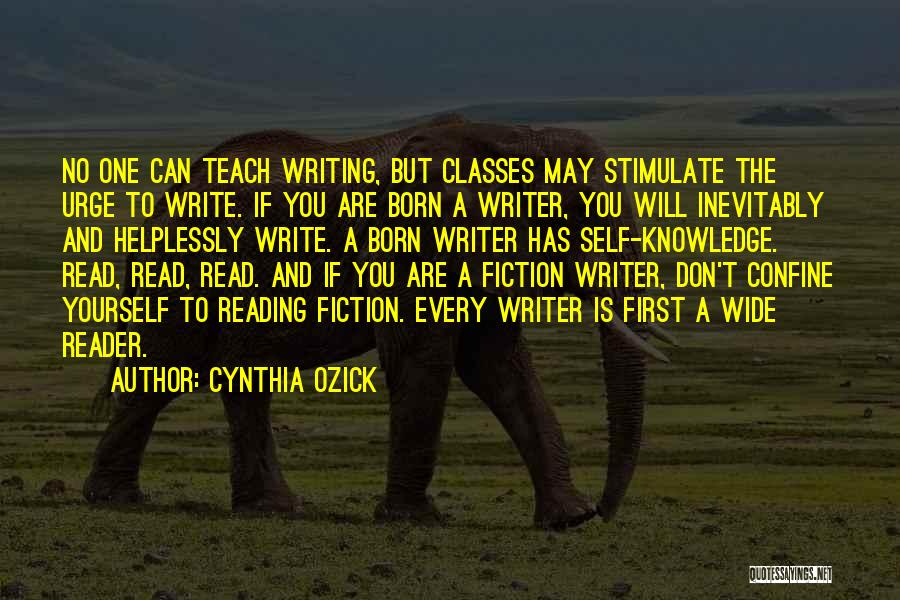 If You Are The One Quotes By Cynthia Ozick