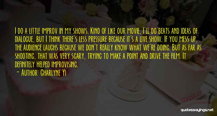 If You Don't Like Quotes By Charlyne Yi
