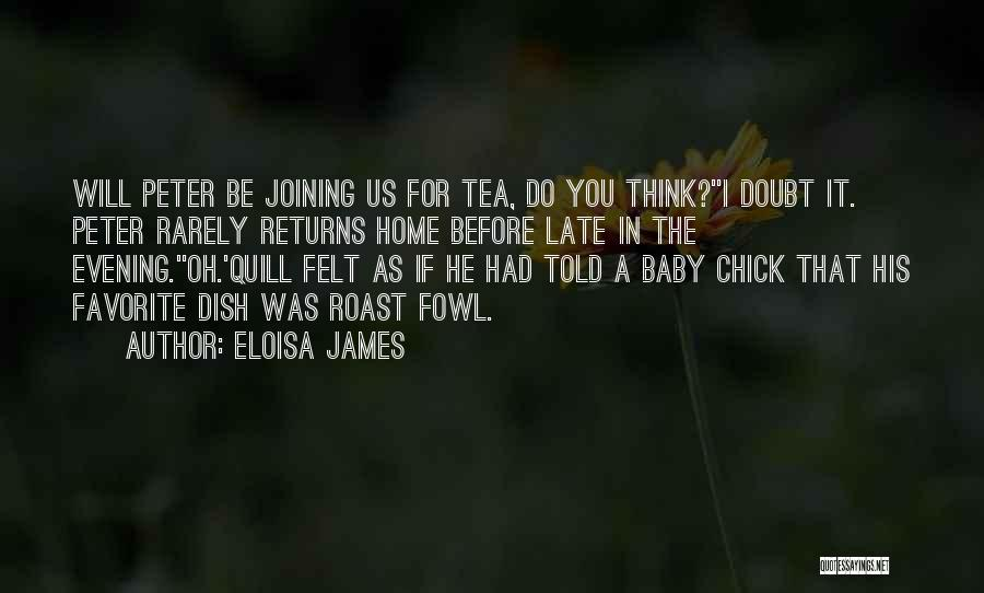 If You Doubt Quotes By Eloisa James