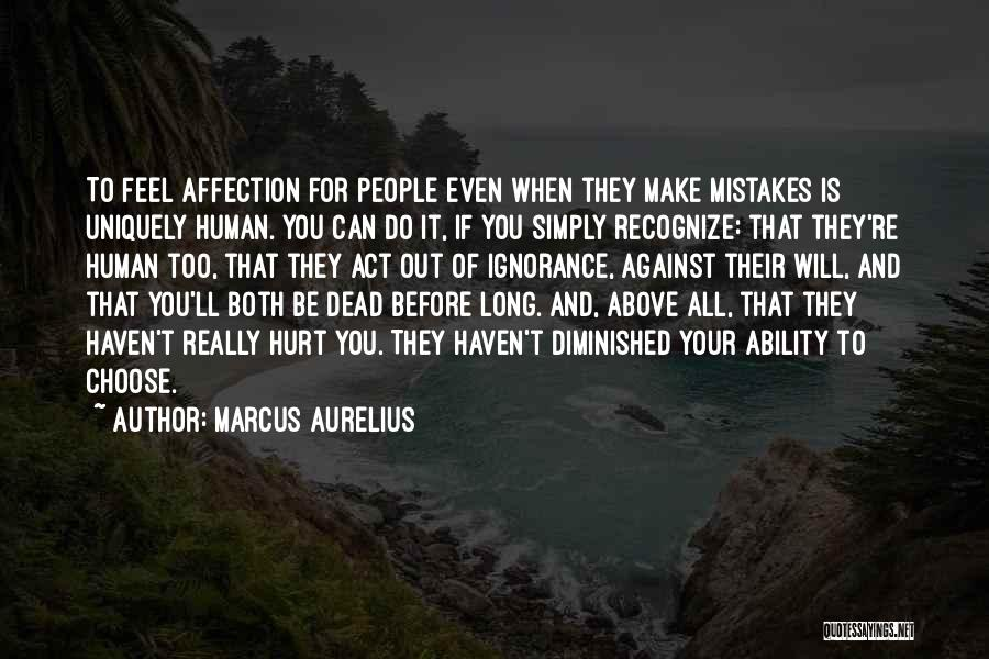 If You Feel Hurt Quotes By Marcus Aurelius