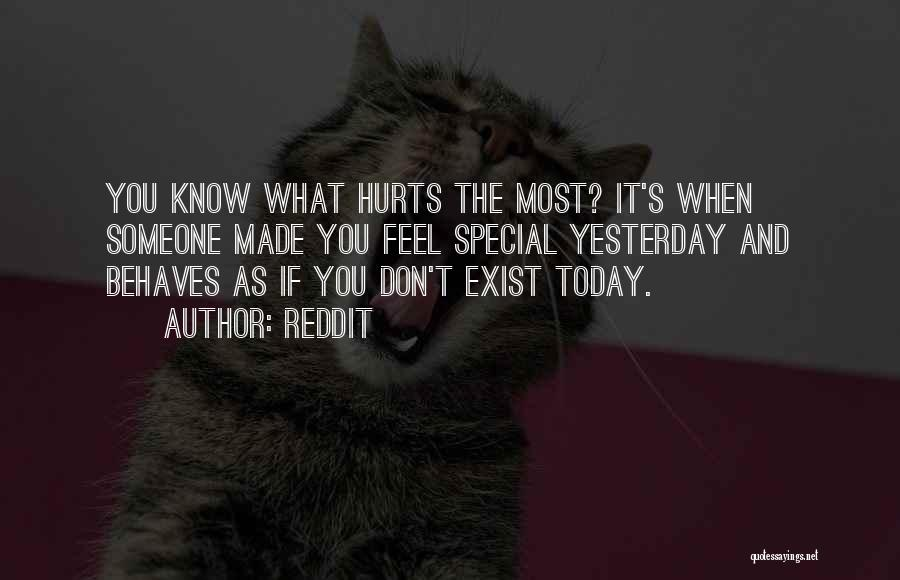 If You Feel Hurt Quotes By Reddit