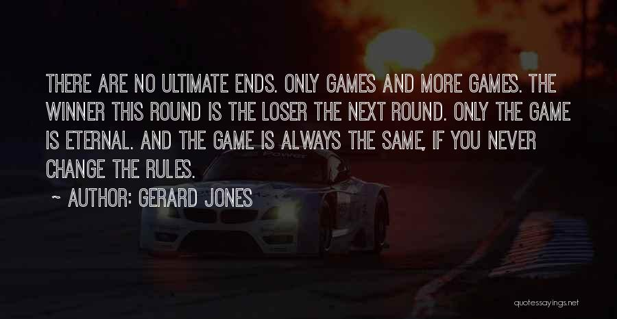 If You Never Change Quotes By Gerard Jones