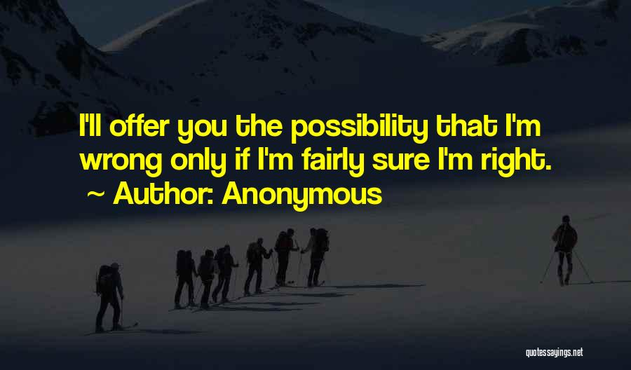 If You Only Quotes By Anonymous
