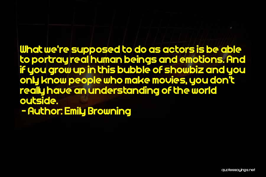 If You Only Quotes By Emily Browning