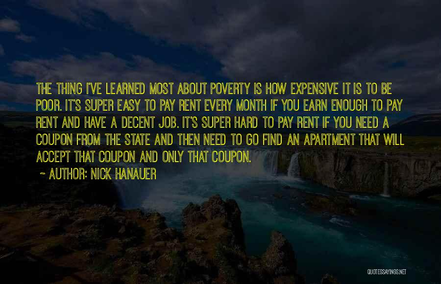 If You Only Quotes By Nick Hanauer