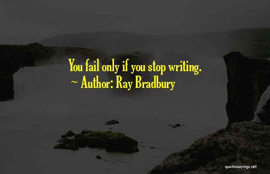 If You Only Quotes By Ray Bradbury