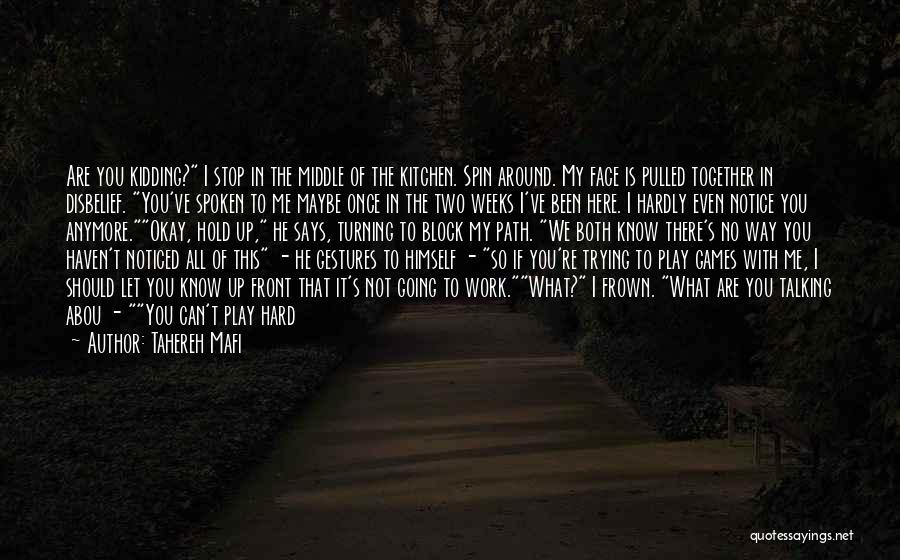 If You Play Me Quotes By Tahereh Mafi