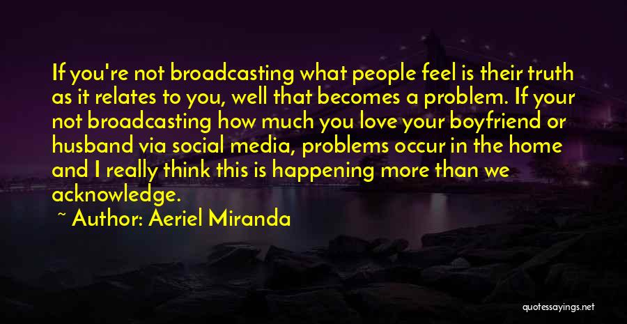 If You Really Love Quotes By Aeriel Miranda