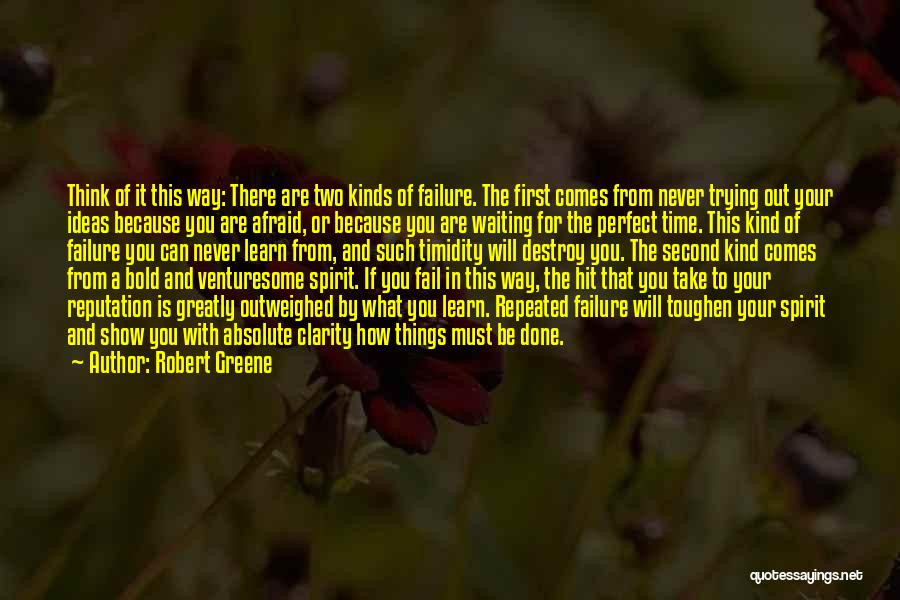 If You Think Your Perfect Quotes By Robert Greene