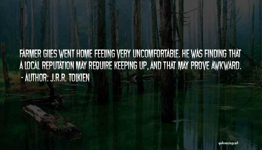 If You Want Me Prove It Quotes By J.R.R. Tolkien