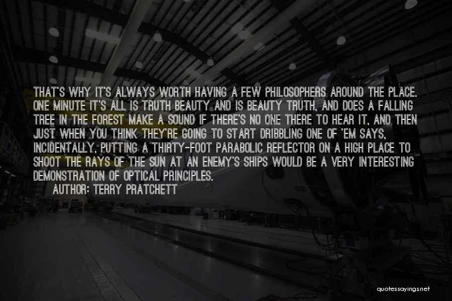 If You're Worth It Quotes By Terry Pratchett