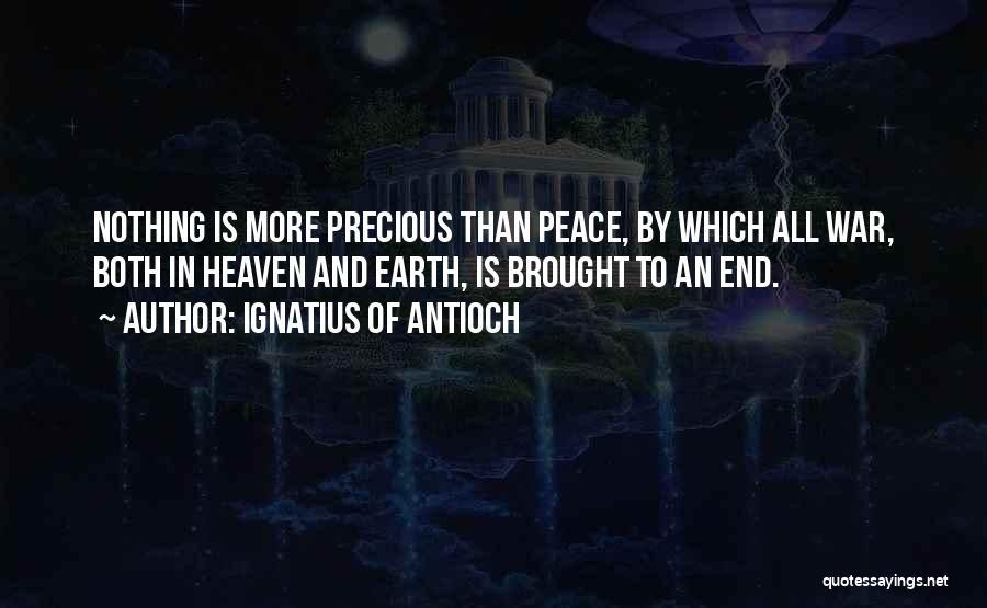 Ignatius Of Antioch Quotes 1217723