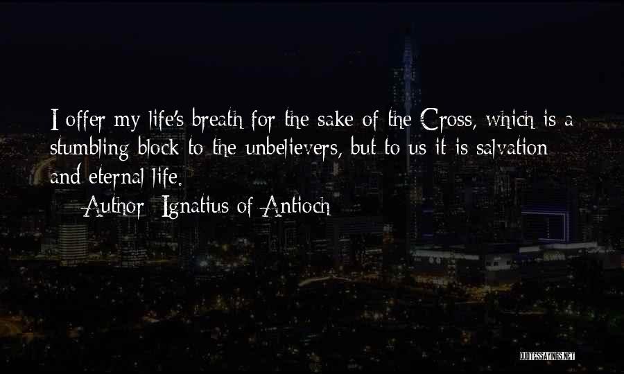 Ignatius Of Antioch Quotes 1573755