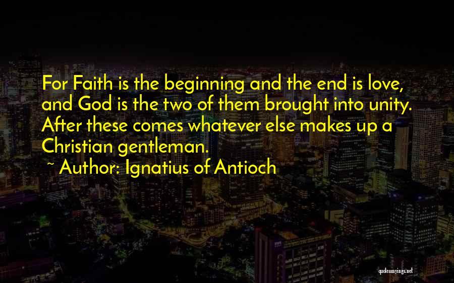 Ignatius Of Antioch Quotes 1817982