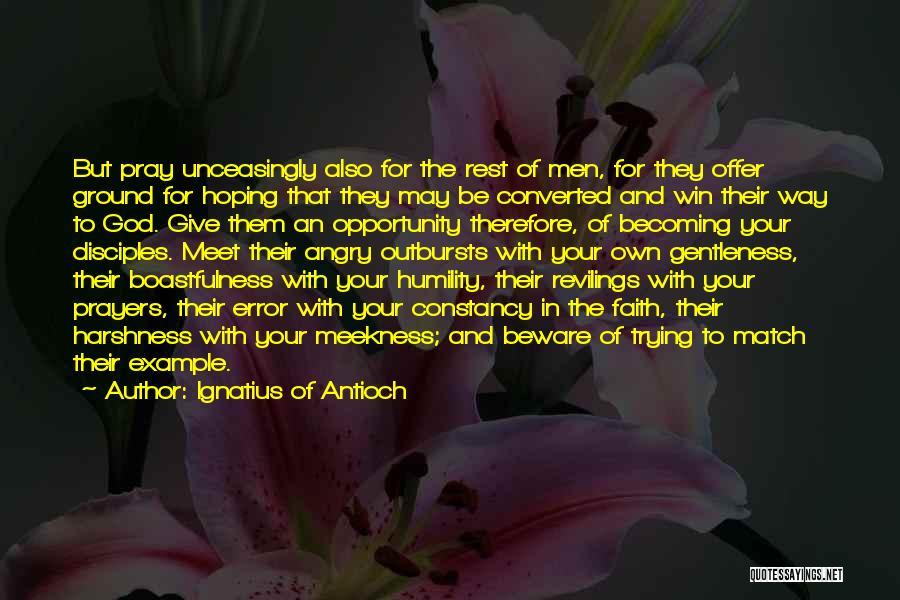 Ignatius Of Antioch Quotes 1819276