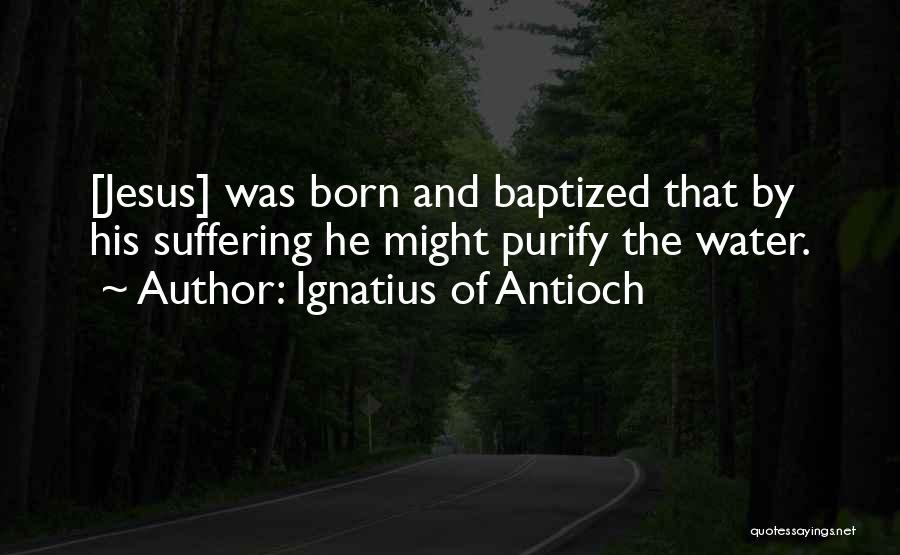 Ignatius Of Antioch Quotes 2254631