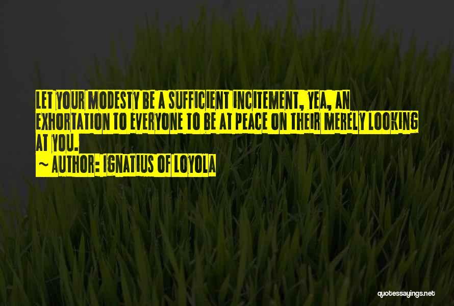 Ignatius Of Loyola Quotes 1657317