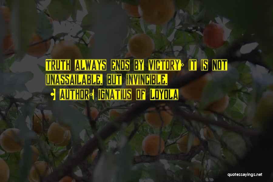 Ignatius Of Loyola Quotes 629343