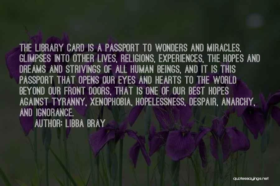 Ignorance Is The Best Quotes By Libba Bray