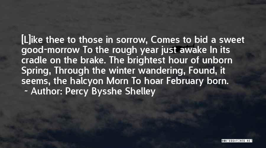 Ike Quotes By Percy Bysshe Shelley