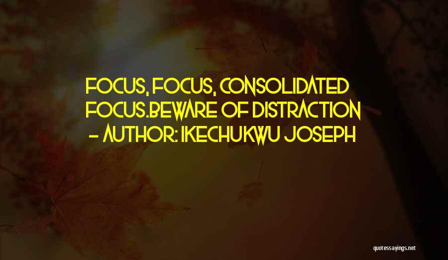 Ikechukwu Joseph Quotes 1068255