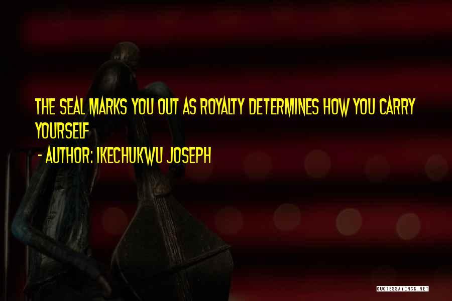 Ikechukwu Joseph Quotes 1702793