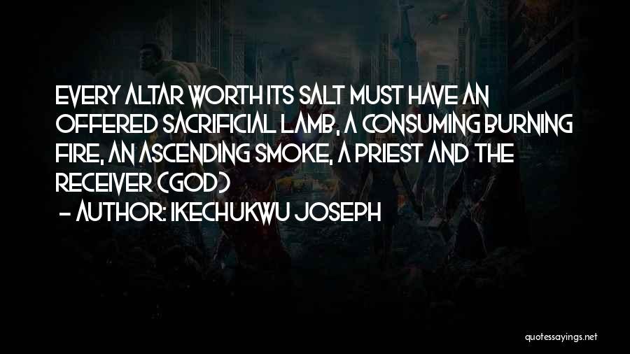 Ikechukwu Joseph Quotes 175646