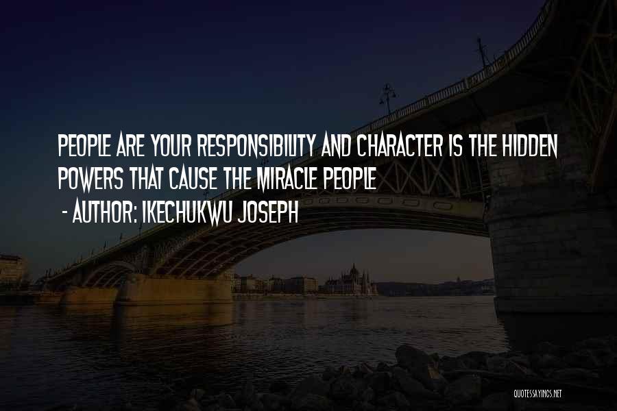 Ikechukwu Joseph Quotes 1769516