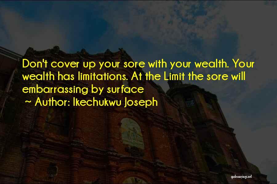 Ikechukwu Joseph Quotes 1937135
